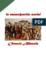 AlberolaOctavio-La Emancipacion Social