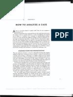 How to Analyze Case