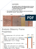 k Seismic Building Code of Pakistan (Masonry Example)