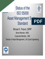 ISO 55000 Asset Management Poland