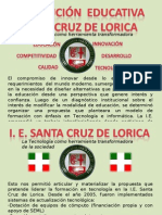 072_experiencia significativa santacruz 2009