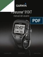 Forerunner 910xt Manual Es-may12