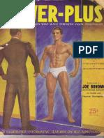 Joe Bonomo's Powerplus Exercises