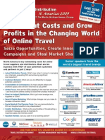 EyeforTravel - Travel Distribution Summit N.America 2009