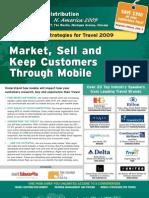EyeforTravel - Travel Distribution Sumit - Mobile Strategies for Travel 2009