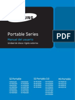 Portable Series User Manual ES