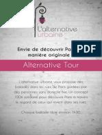 Alternative Tour- French