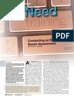 Conducting an Effective Needs Assessment_Cekada_1211Z