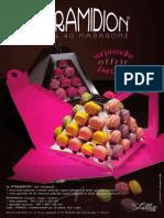 Plaquette 4 Pages Macarons a4 Bd 13686130631