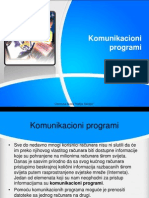 23. Komunikacioni programi_obrada