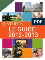 Meudon, le guide 2012-2013