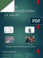 Riesgos Industriales Para La Salud