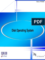 03 Disk Operating System