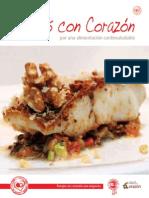 Menus Con Corazon Recetario 2011