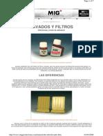 Mig Jimenez Lavados-filtros