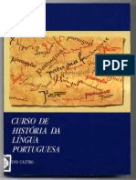 LIVRO Historia Da Lingua Portuguesa Ivo Castro