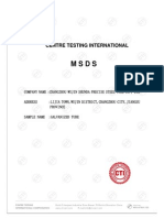 SWST-MSDS