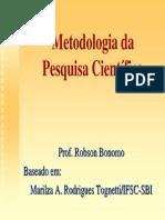Material Metodologia