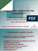 Business Bookscomunicare, Negociere, PsihologieNegociereSurvey Negociere
