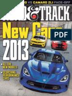Road&Track 2012 9