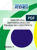 Modulo 5 - Metodologia Do Trabalho Cientifico2