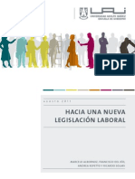 Propuestas Laborales UAI Agosto 2011