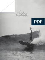Catálogo Siebert Woodcraft Surfboards