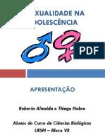 Minicurso Apresentação 01 - Gravidez na Adolescência e Aborto