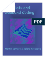 Wavelets and subband codding