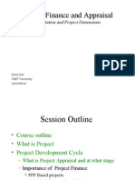 Session1-Orientation and Project Dimensions