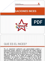 OBLIGACIONES INCES