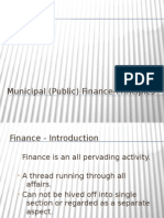 1[1]. Municipal Finance - Principles CEPT