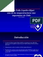 Zona de Falla Liquine-Ofqui Chica y Manuel