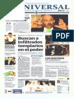 Gcpress Portadas Medios Mexicanos Mart 11 Feb 2014