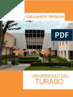 Doctorado en Naturopatia- U.T