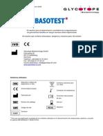 Instrucciones de BASOTEST versión 09_2008