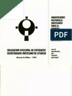Orientaciones 1990 Agotado-(Libro Verde)