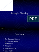 SMP - Strategic Planning & VCA