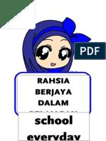 RAHSIA BERJAYA
