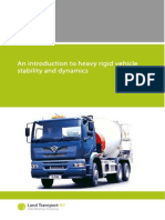 heavy vehicle rigid dynamics