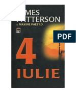 124013531 James Patterson 4 Iulie