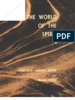 The World of the Spirit- Francisco Xavier, Waldo Vieira