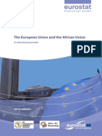 The European Union and the African Union — A statistical portrait — 2012 edition