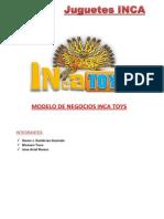 Copia de Tarea Modelo de Negocios Juguetes INCA FINAL