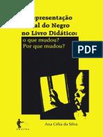 Representação Social do Negro nos LD - Ana Celia Silva - livro