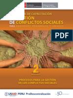 Programa Gestion Conflictos Modulo 2