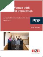 Somali Women with Post-Natal Depression