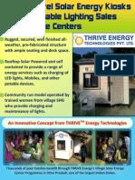 Village Energy Kiosk