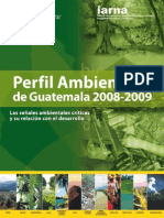 Perfil Ambiental de Guatemla