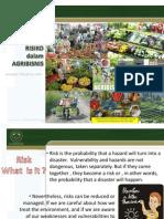 Manajemen Risiko Dalam Agribisnis (Kuliah-2)